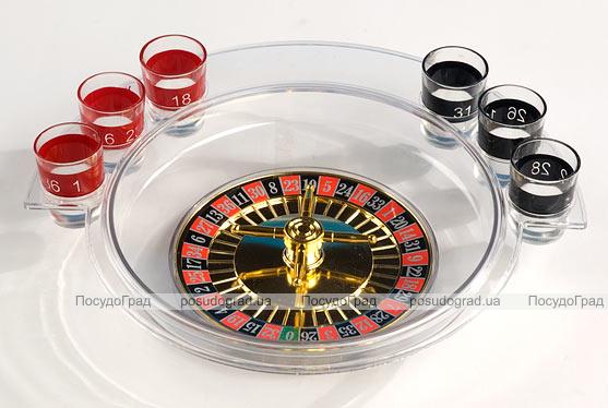 Игровой набор питейный рулетка удар по казино fb2