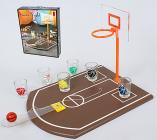 """Игра настольная """"Большой Баскетбол"""" 34.5x24x23.3см (в наборе 4 стопки)"""