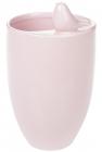 """Ваза керамічна """"Angeline"""" 18.5см, рожева"""