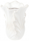 """Ваза керамічна """"Liann"""" 19.2см, білий перламутр"""