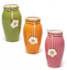 """Керамічна ваза Shabby Chic """"Ромашка"""" 15см"""