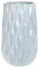 """Ваза керамічна Stone Flower """"Anaitis"""" 27.5см, блакитна"""
