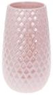 """Ваза керамічна """"Endrite"""" 20см, перлинний рожевий"""