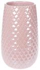 """Ваза керамічна """"Endrite"""" 24.5см, перлинний рожевий"""
