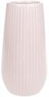 Ваза керамічна Jeffersonia Lanes 18.1см, рожева