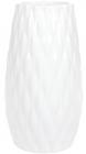 Ваза керамічна Jeffersonia Bubble 19.8см, біла