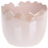 "Набор 2 декоративных кашпо ""Erwig"" 12.3х12.3х10.2см, розовые"