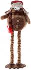 """Новогодняя мягкая игрушка """"Пингвин"""" 30х15х65см"""