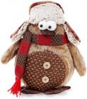 """Новорічна м'яка іграшка """"Пінгвін"""" 30х15х28см"""