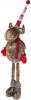 """М'яка іграшка """"Лось"""" на телескопічних ногах 66-123см"""
