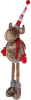 """Мягкая игрушка """"Лось"""" на телескопическим ногах 66-123см"""