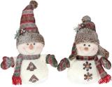 """М'яка іграшка """"Сніговик в снігу"""" 43см"""