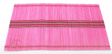 Бамбуковий килимок (серветка) Bamboo Mat-117, 30х45см, кольоровий