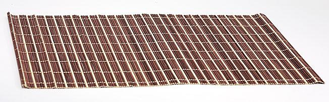 Бамбуковый коврик (салфетка) Bamboo-113, 30x45см