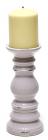 Набор 2 подсвечника Goreidh 10х10х22.3см, керамика