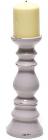 Набор 2 подсвечника Goreidh 10.8х10.8х29.5см, керамика