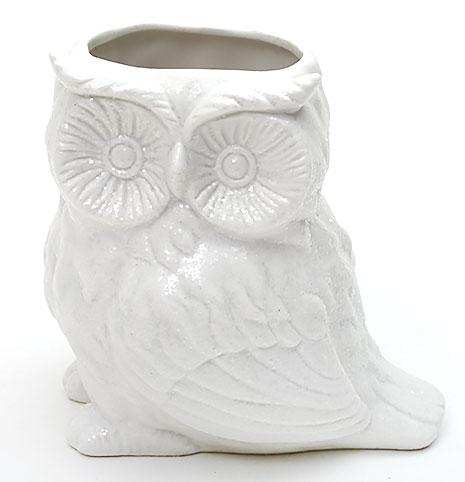 Ваза фарфоровая Bona 14,7см Owl mini
