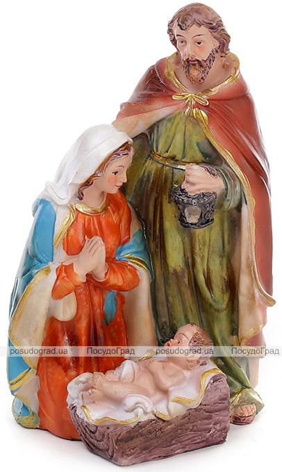 """Рождественская композиция """"Младенец Иисус"""" 10.5х9х16см, полистоун"""
