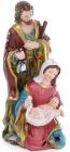 """Рождественская декоративная статуэтка """"Вертеп"""" 21см"""