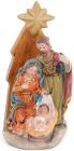 """Рождественская декоративная статуэтка """"Вертеп"""" 11.5см"""