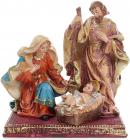 """Різдвяна декоративна статуетка """"Вертеп"""" 17.2см"""