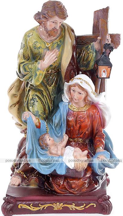 """Рождественская декоративная статуэтка """"Вертеп"""" 30.5см"""