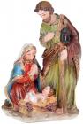 """Різдвяна композиція """"Немовля Ісус"""" 16.5см, полістоун"""
