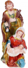 """Різдвяна композиція """"Немовля Ісус"""" 10х8.5х21см, полістоун"""