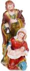 """Рождественская композиция """"Младенец Иисус"""" 10х8.5х21см, полистоун"""