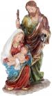 """Різдвяна композиція """"Немовля Ісус"""" 10х6.5х16см, полістоун"""