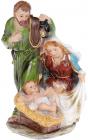 """Рождественская композиция """"Младенец Иисус"""" 10.5х8.5х15см, полистоун"""