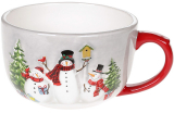 Кружка керамическая «Snowman Party» 500мл