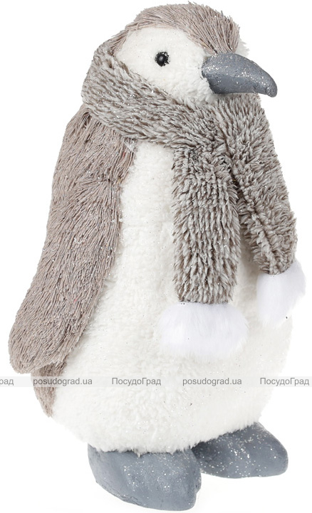 """Фігурка декоративна """"Пінгвін-малюк"""" 20х16х27см"""