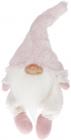 """Мягкая игрушка """"Гном в розовом"""" 45см"""