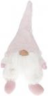 """Мягкая игрушка """"Гном в розовом"""" 36см"""
