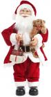 """Новогодняя игрушка """"Санта Клаус"""" 62см, в красном (111)"""