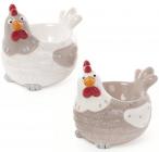 """Подставка для варенного яйца """"Курочка"""" 8.5х7х7.2см"""