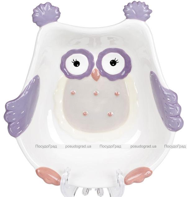"""Набір 4 піали """"Owl Family"""" 400мл кераміка"""