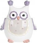 """Банка """"Owl Family"""" 950мл з керамічною кришкою"""