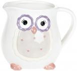 "Кувшин ""Owl Family"" 1.2л с керамический"