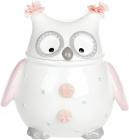 """Банка """"Owl Family"""" 800мл з керамічною кришкою"""