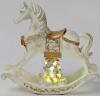 """Музична статуетка """"Конячка"""" з LED-підсвіткою 27.5х8.3х26см"""