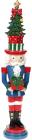 "Фігура декоративна ""Лускунчик"" Ялинка 12.5х11.5х52.5см"