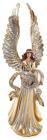 """Декоративна фігура """"Ангел з вінком"""" 20х17.3х59.9см"""