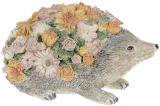 """Статуетка-декоративна """"Квітковий Їжачок"""" 17.4см"""