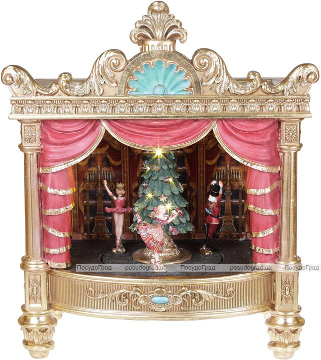 """Декоративна композиція """"Театр"""" з LED підсвічуванням, 46см"""