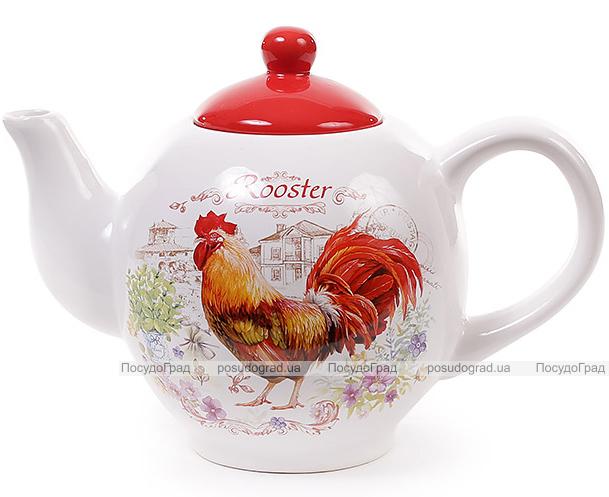 """Чайник заварочный """"Огненный Петух"""" Rooster 1050мл"""