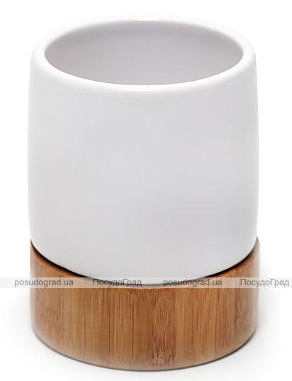 Стаканчик-подставка Ceram-Bamboo Ø7.7х9.2см для ванных принадлежностей