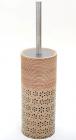 """Йоржик для туалету з керамічною підставкою """"Халкіда"""" 39см"""