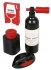 Набір сомельє Wine Story (вакуумна пробка, штопор, ніж для обплетення)